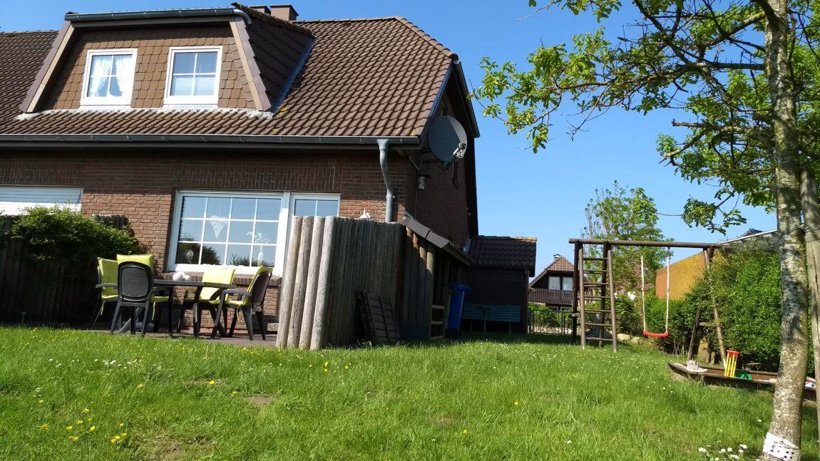 Das Haus - Ansicht außen