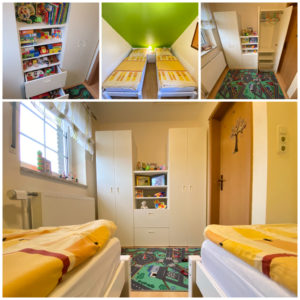Neues Schlafzimmer 2 im Haus Seedeich Lea